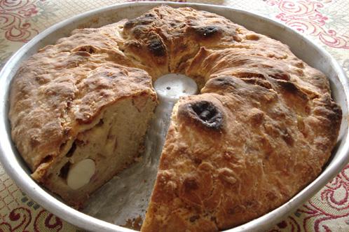 Rosca de Pascua - Recetas de Argentina